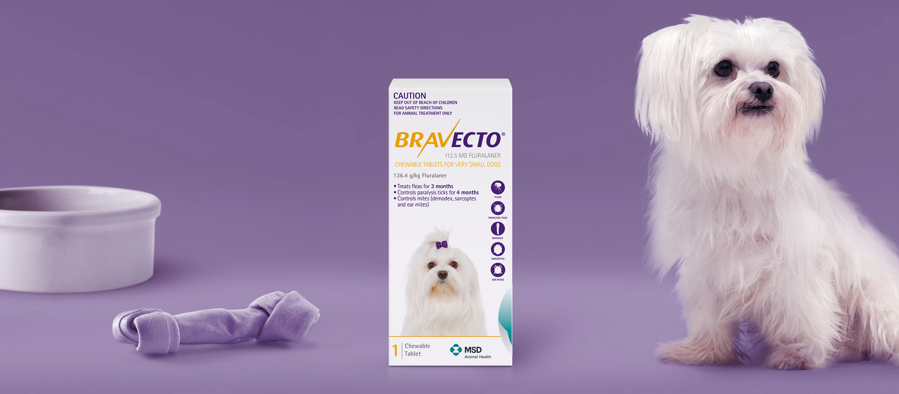 Bravecto Chew for Dogs